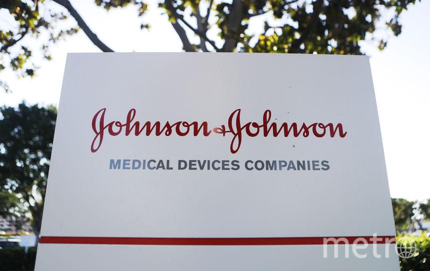 В Филадельфии жюри присяжных обязало компанию Johnson & Johnson выплатить 8 миллиардов долларов жителю штата Мэриленд. Фото Getty