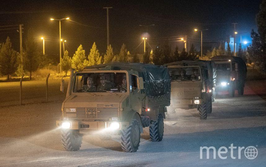 Президент Турции Реджеп Тайип Эрдоган объявил о начале военной операции на севере Сирии. Фото AFP