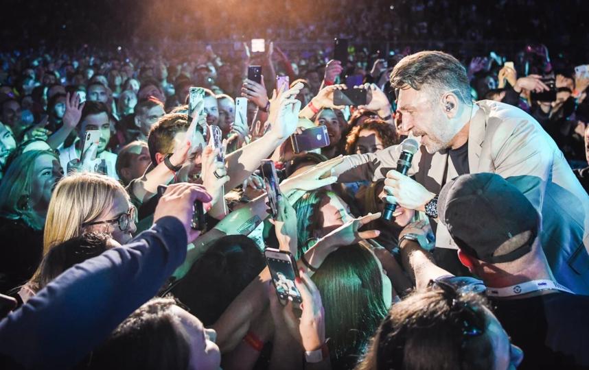 """Концерт группы """"Ленинград"""" в Самаре. Фото Игорь Червяков, предоставлено PR-группой, """"Metro"""""""