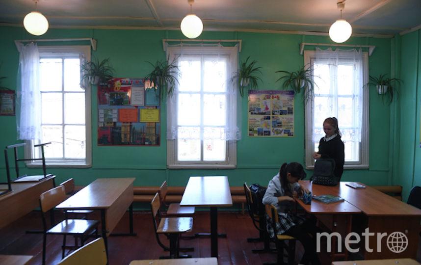 Школа. Фото РИА Новости