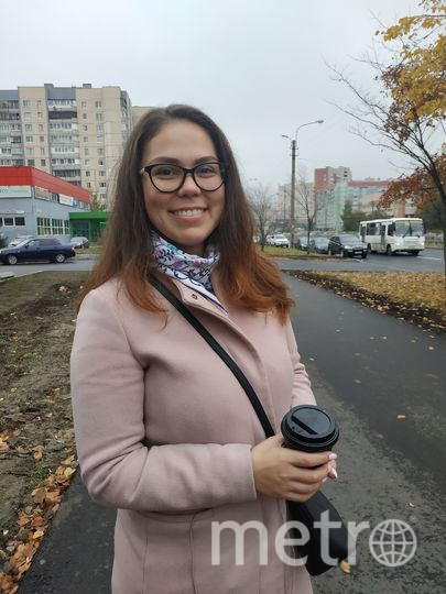 """Неля, бухгалтер, 26 лет. Фото Наталья Сидоровская, """"Metro"""""""