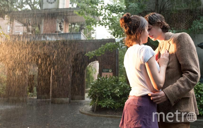 """Кадр из фильма """"Дождливый день в Нью-Йорке"""". Фото предоставлено кинокомпанией Вольга"""