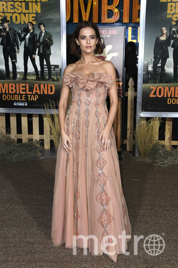 Актриса Зои Дойч. Фото Getty