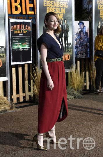 Эмма Стоун. Фото Getty