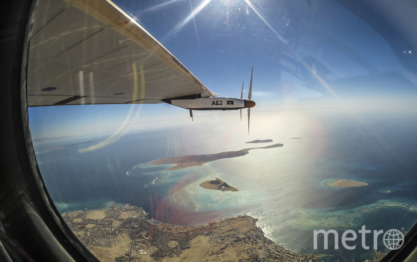 Вид на Красное море. Фото Getty
