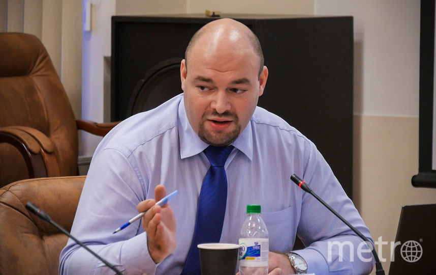 Александр Григорьев, заместитель директора по перспективному развитию дирекции по теплоснабжению СГК. Фото СГК