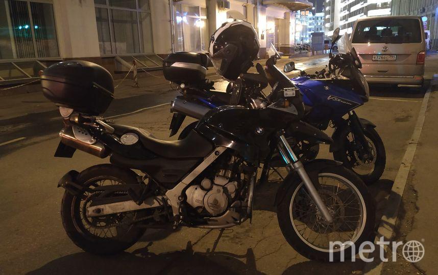 """Рядом с музеем есть охраняемая парковка. Фото Ольга Кабанова, """"Metro"""""""