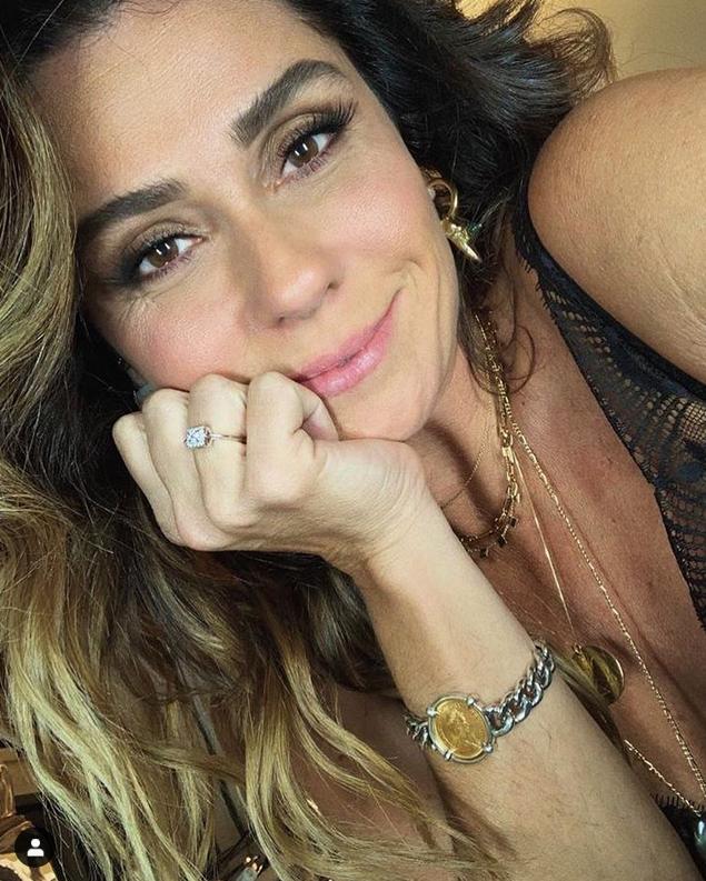 Джованна Антонелли. Фото Скриншот Instagram: @giovannaantonelli