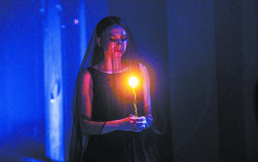 Красавица Яна Енжаева играет в фильме главную роль. Фото  QS Films и ЦПШ