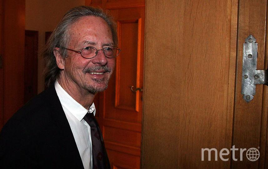Петер Хандке. Фото Getty