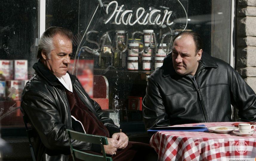 """Кадр из сериала """"Клан Сопрано"""". Фото HBO, kinopoisk.ru"""