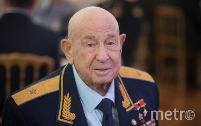 Алексей Леонов. Фото РИА Новости