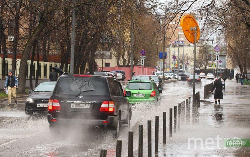 Резкие скачки атмосферного давления ожидаются в Москве. Фото Василий Кузьмичёнок