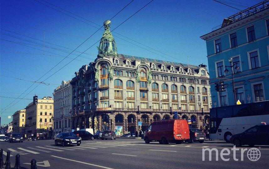 "Санкт-Петербург. Фото Алёна Гудеменко, ""Metro"""