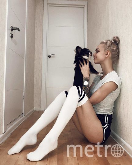 Диана Шурыгина. Фото Скриншот Instagram/shurygina_vlog