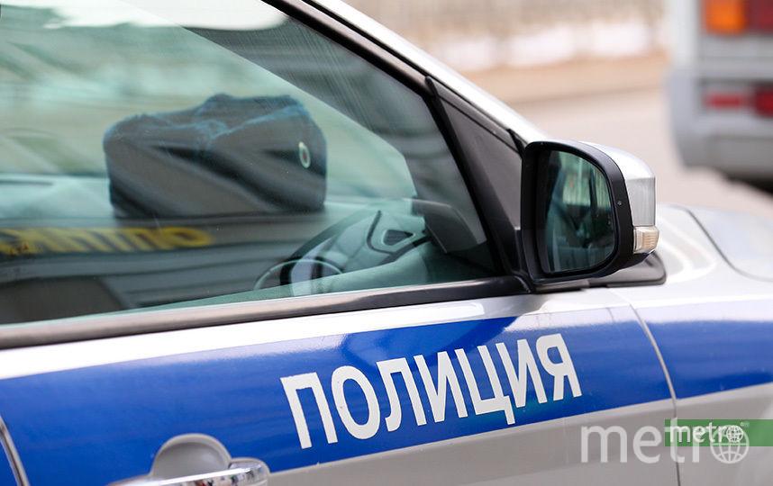 Мужчина с газовым баллончиком попытался ограбить офис финансово-кредитной организации на Волгоградском проспекте в Москве. Фото Василий Кузьмичёнок