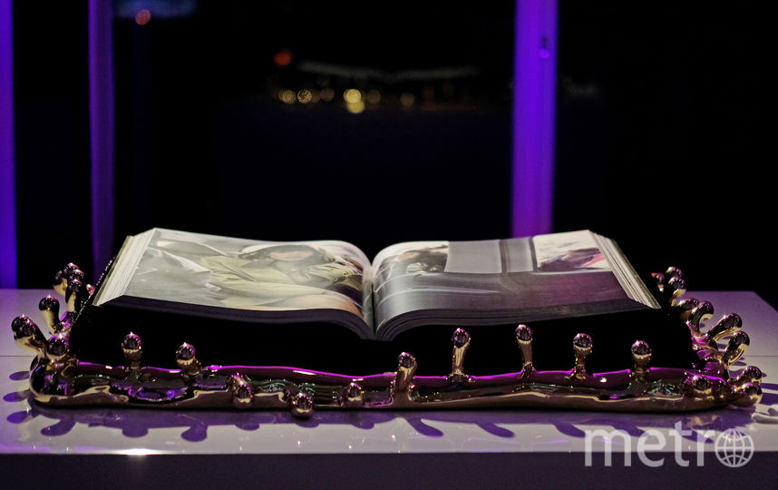Презентация автобиографии Рианны. Фото Getty
