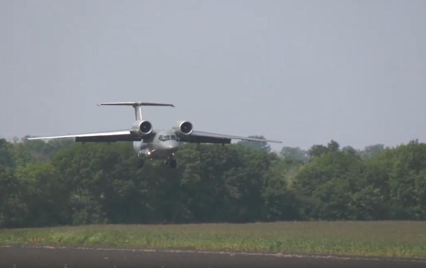 Ан-72. Фото Скриншот Youtube
