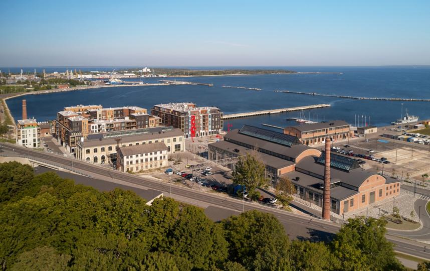 На территории бывшего секретного судостроительного завода Ноблесснер на севере Таллина откроют PROTO invention factory – частный семейный музейно-развлекательный VR-центр.