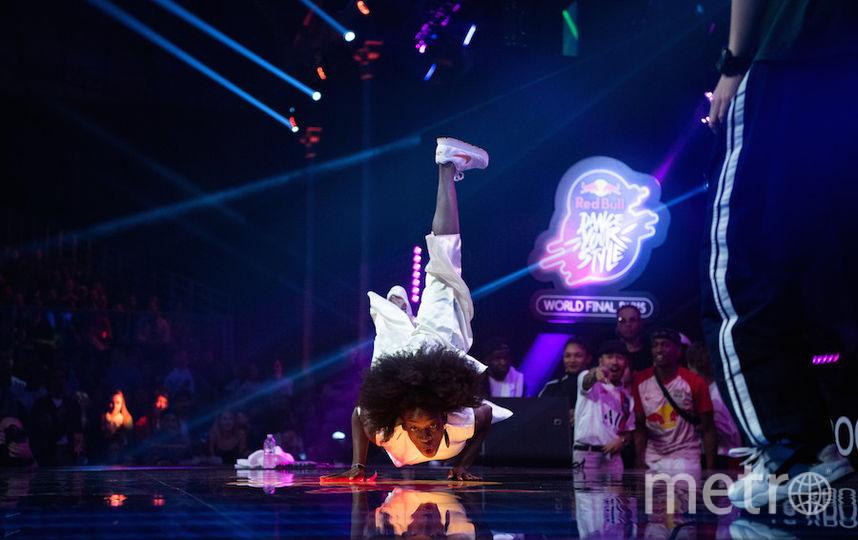 Мировой финал Red Bull Dance Your Style прошёл впервые. Фото redbullcontentpool.com