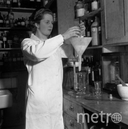 Маргарет Тэтчер, фотоархив. Фото Getty