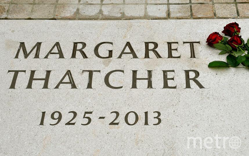 Тэтчер умерла на 88-ом году жизни. Фото Getty