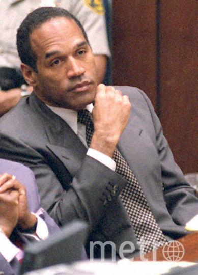 О Джей Симпсон в 1995-м. Фото Getty