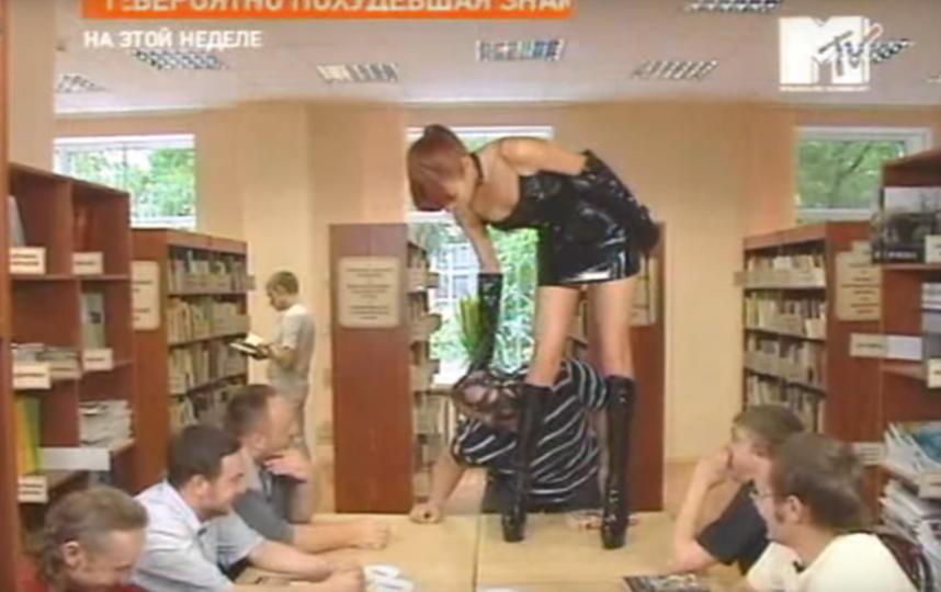 Ирена Понарошку. Фото Скриншот Youtube