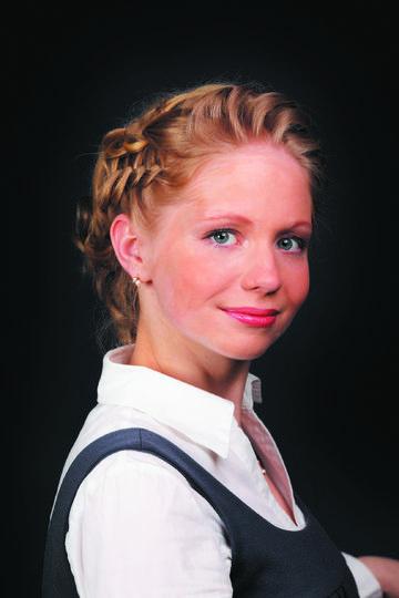 Марина Зезкова. Фото из личного архива