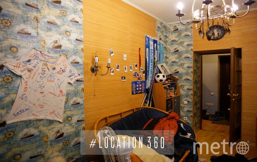 Квартира в Приморском районе, в которой живёт большая семья. Всё её атрибуты, вроде бардака в детской, – в наличии. Фото vk.com/id419885741