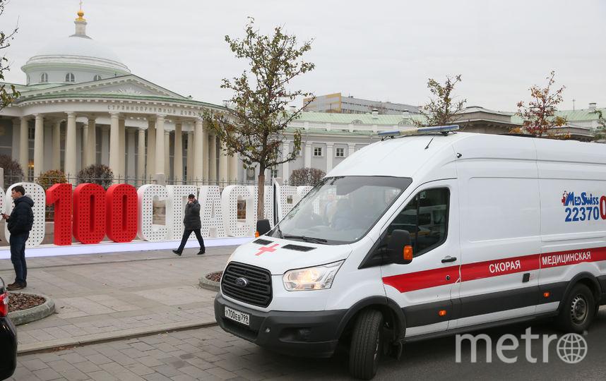 1 ноября арт-объект уберут, а послания передадут работникам Московской станции скорой помощи. Фото Василий Кузьмичёнок