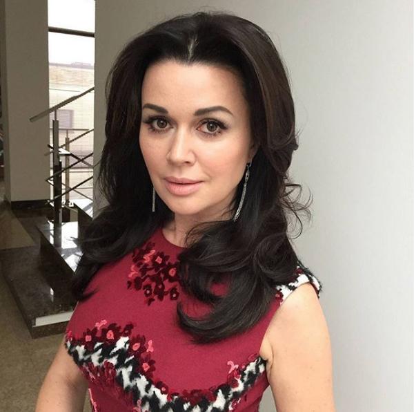 Анастасия Заворотнюк. Фото скриншот instagram.com/a_zavorotnyuk/?hl=ru