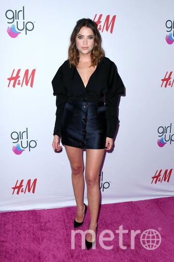 Эшли Бенсон на церемонии Girl Hero Awards. Фото Getty