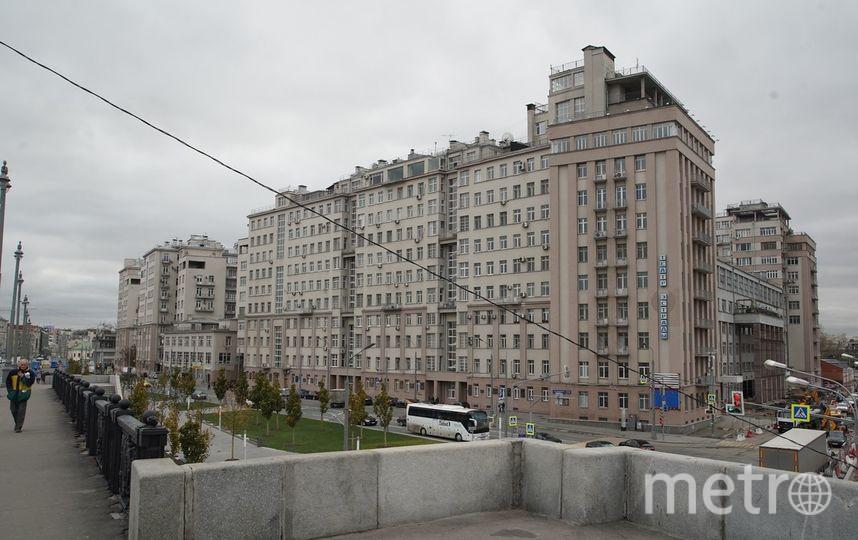 Дом на набережной. Фото Минкультуры России