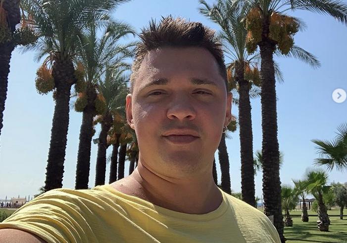 Алексей Кабанов, фотоархив. Фото скриншот https://www.instagram.com/alexey__kabanov/