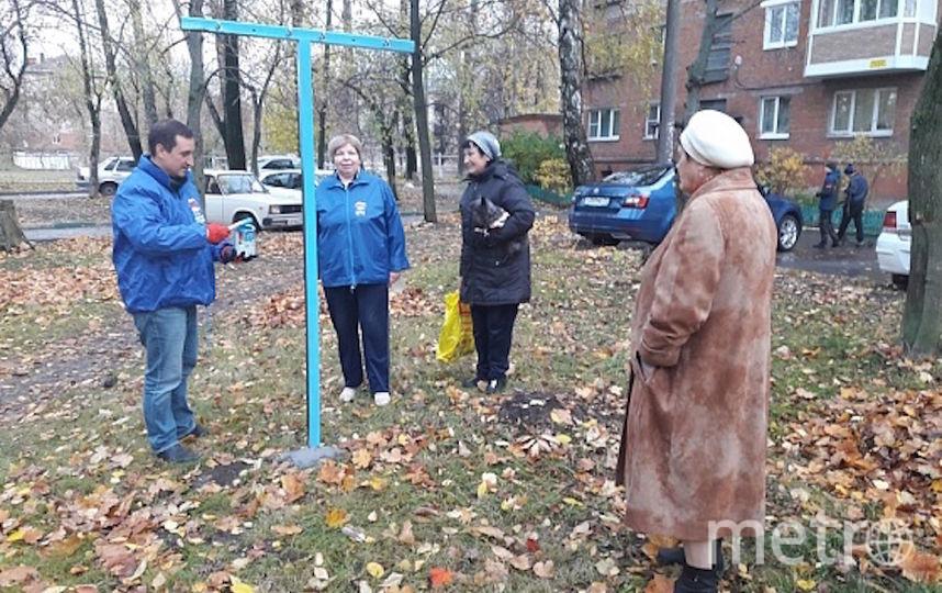 Торжественное открытие сушилки. Фото cityduma.tula.ru