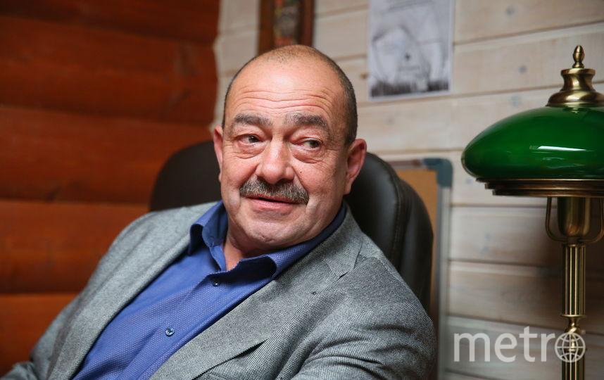 Михаил Кожухов. Фото Василий Кузьмичёнок