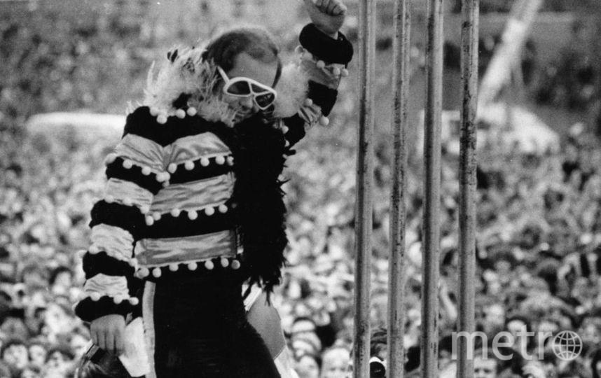 Элтон Джон. Фото Getty