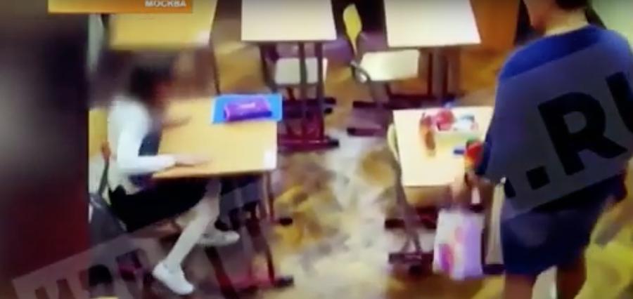 Женщина заявила, что не давала разрешения на скрытую видеосъемку. Фото скриншот youtube.com/watch?v=t_ZG-Uin6zE