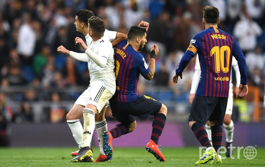Главный матч первого круга испанской Примеры под угрозой срыва. Фото Getty
