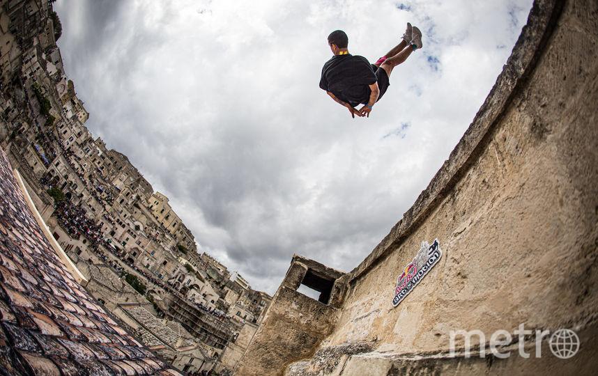 Диди Алаои Мухамед. Фото Gabriele Seghizzi | Red Bull Content Pool, Предоставлено организаторами