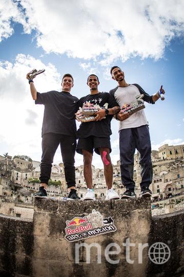 Победители в мужском зачёте. Фото Gabriele Seghizzi | Red Bull Content Pool, Предоставлено организаторами