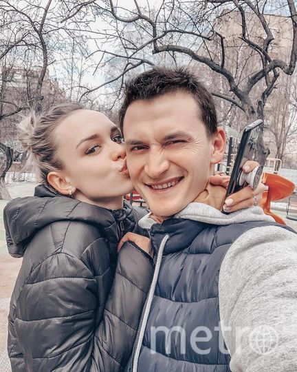 Диана Шурыгина с Андреем. Фото Скриншот Instagram/shurygina_vlog