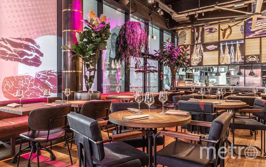 """В центре столицы заработал ресторан с провокационным названием """"Жажда крови"""". Фото предоставлено пресс-службой ресторана"""