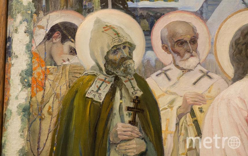"""""""Святая Русь"""" была написана в 1907 году. Фото Святослав Акимов, """"Metro"""""""
