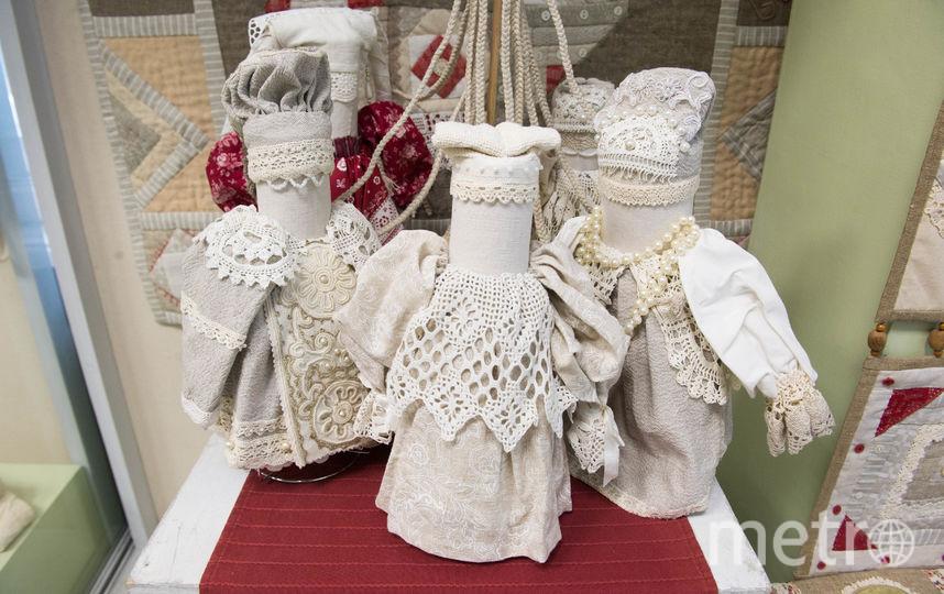 """Многие куклы на выставке сделаны по славянским «прообразам». Фото Святослав Акимов, """"Metro"""""""