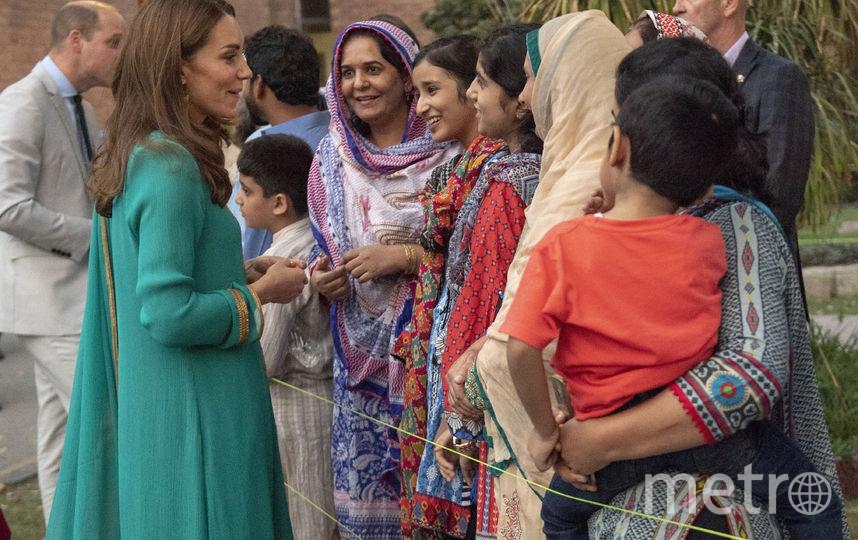 В пакистанском детском онкологическом центре. Фото Getty