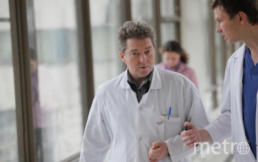 Георгий Менткевич. Фото РИА Новости