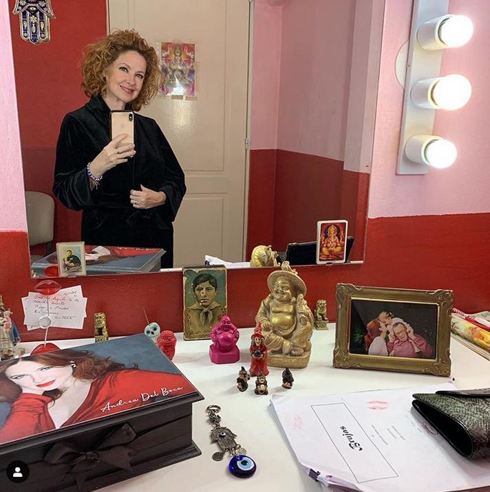 Андреа дель Бока сейчас. Фото Скриншот Instagram: @andreadelboca