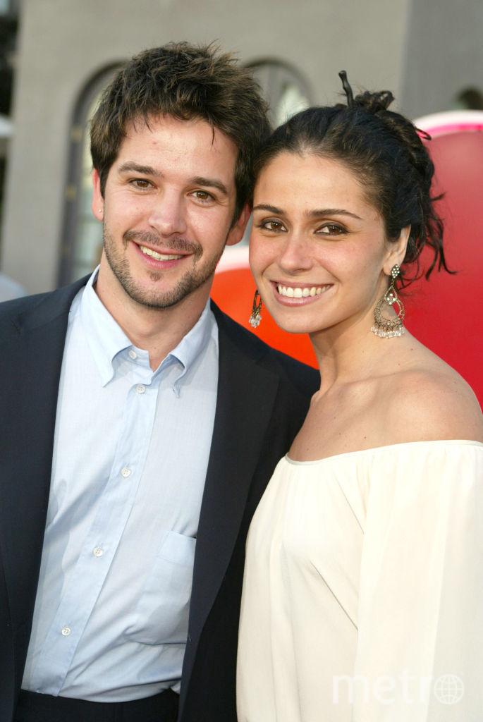 Джованна Антонелли и Мурилу Бенисиу. Фото Getty